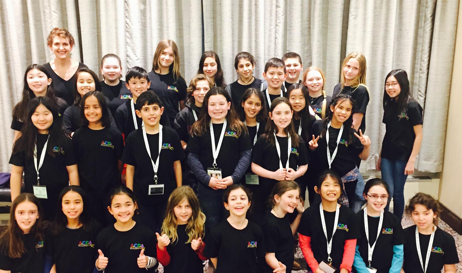 Todd and BMS Students Perform at ACDA in Pittsburgh